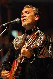 Zé Ramalho Brazilian composer and performer (born 1949)