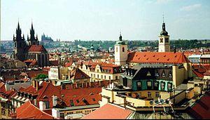 В отпуск в Прагу