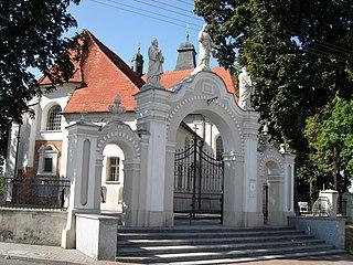Zagórów Place in Greater Poland Voivodeship, Poland