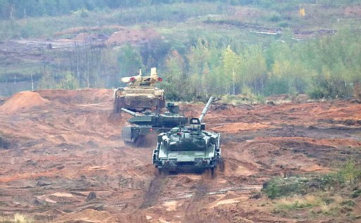 Zapad 2017 (Proving Ground Luzhsky) 03