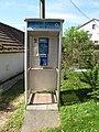 Zhořec (okres Pelhřimov), telefonní budka.jpg