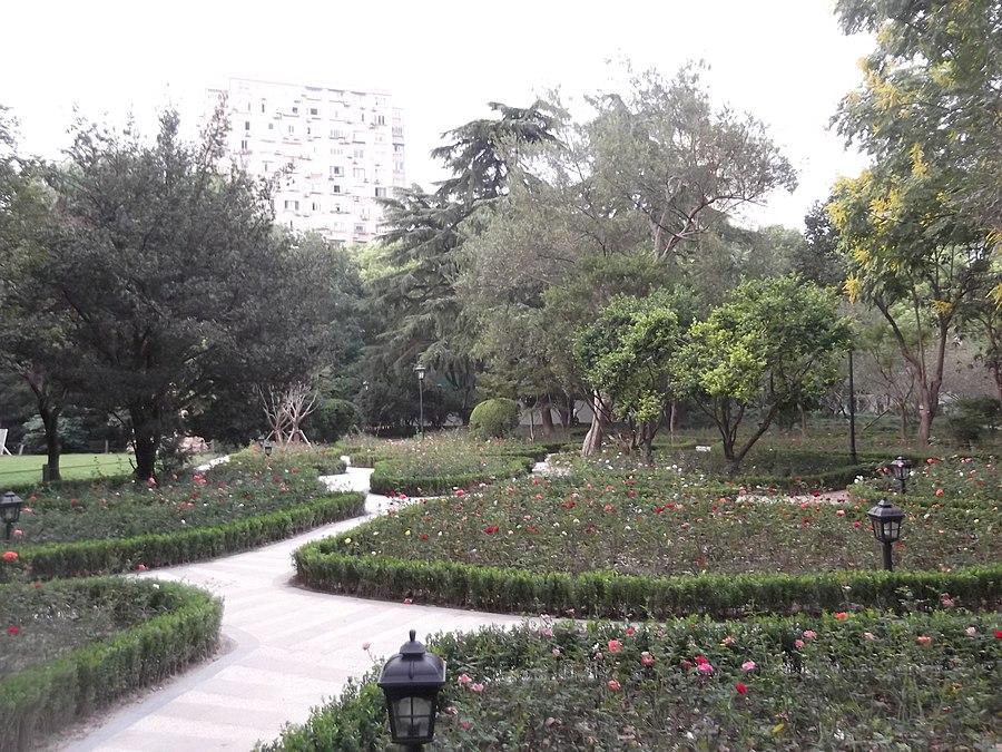 Zhongshan Park (Shanghai)