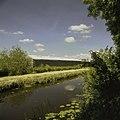Zicht op bosrand met water en kassen - Maarssen - 20399120 - RCE.jpg
