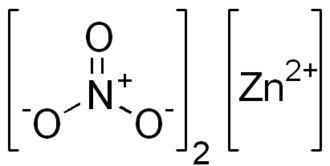 Zinc nitrate - Image: Zinc nitrate