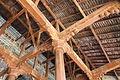 """Amazing traditional construction inside Thanjavur Palace"".JPG"