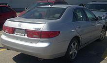 2005 Honda Accord Hybrid (US)