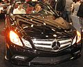 '11 Mercedes-Benz E-Class Convertible (MIAS '11).jpg