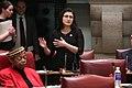 (03-14-19) NY State Senator Jessica Ramos during Senate Session at the NY State Capitol, Albany NY.jpg