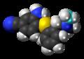 (C-11)DASB molecule spacefill.png