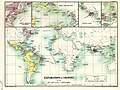 (Lane Poole, map 85) European explorations and colonies from the fifteenth to the seventeeth century.jpg