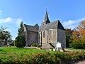 Église Saint-Denis de Saint-Denis-le-Gast. Vue sud-est.jpg