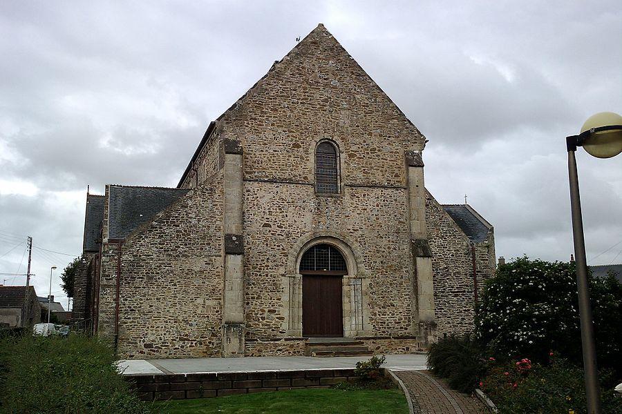 Église Saint-Germain de fr:Barneville