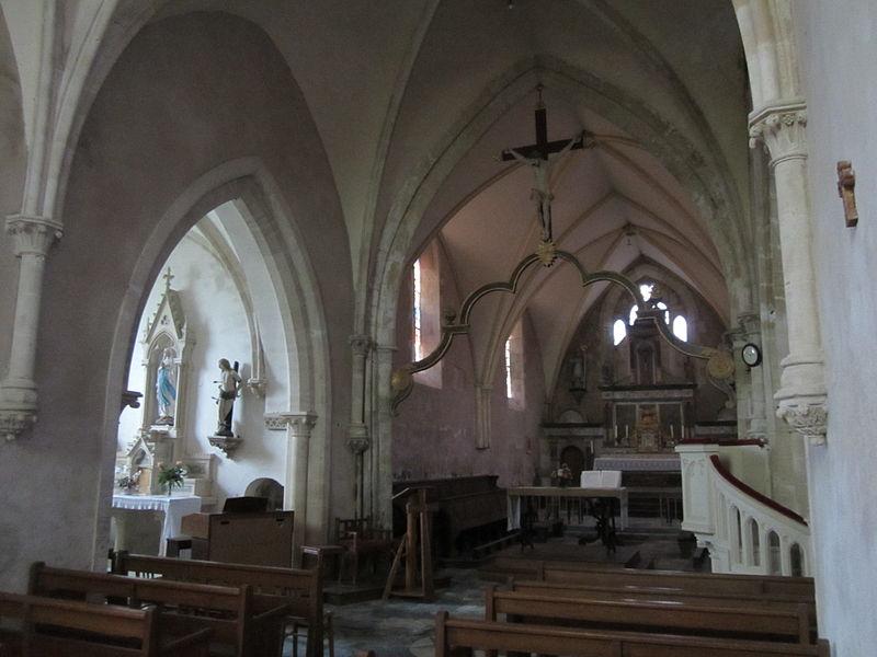 Saint-Germain-de-Varreville, Manche