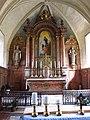 Église Saint-Martin de Gonneville - Maitre-autel.JPG
