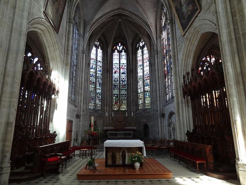 Saint-Taurin in Evreux