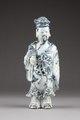 Östasiatisk keramik. Helgonet ZhongliQuan - Hallwylska museet - 95629.tif