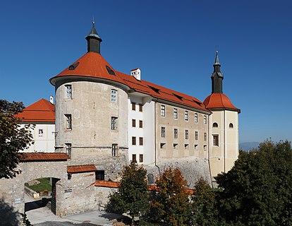 Loka Castle, Slovenia