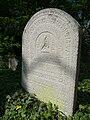 Židovský hřbitov Tučapy - náhrobek 4.jpg