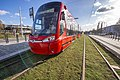 Župa sa zúčastnila technicko bezpečnostnej skúšky električkovej trate Karlovesko-Dúbravskej radiály 03.jpg