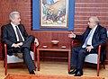 Συνάντηση ΥΠΕΞ Δ. Αβραμόπουλου και Προέδρου της Βουλής των Αντιπροσώπων της Κυπριακής Δημοκρατίας Γ. Ομήρου (7485934818).jpg