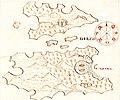 Χάρτης της Δήλου και της Ρήνειας - Millo Antonio - 1582-1591.jpg