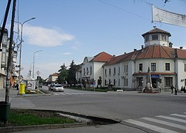 bogatic srbija mapa Bogatić (Srbija) – Wikipedija bogatic srbija mapa