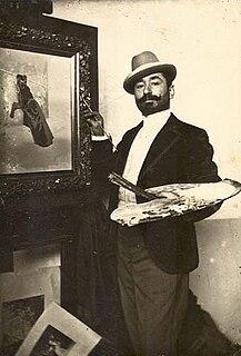 Vardges Sureniants Armenian painter