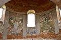 Вергуни. Церква Різдва Христового. 1801 р. Залишки розписів купола.jpg