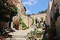Внутренний двор. Монастырь Kremasta. Neapoli. Lasithi. Crete. Greece. Июль 2013 - panoramio.jpg