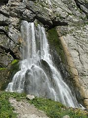 Gega-Wasserfall