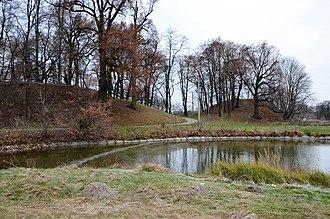Horodok, Lviv Oblast - Image: Давньоруське городище, Городок (01)