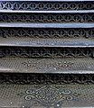 Доходный дом Гостиница Перепёлкина XIX век Интерьер (фрагмент лестницы) Курск ул. Сосновская 1-3 (фото 4).jpg