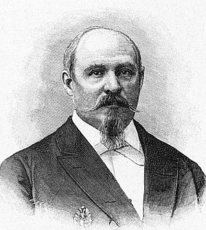Vasily Kenel - Vasily Alexandrovich Kenel