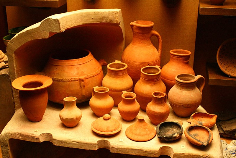 Алтын Орда ескерткіштері(керамика)