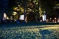 Музей Анны Ахматовой, двор, Ночь музеев, 16.05.2010 - panoramio.jpg