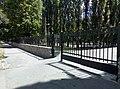 Міський сад (Кременчук) - 02 - Вхід з вулиці Чкалова.jpg