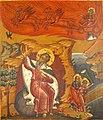 Огненное-восхождение пророка - Фрагмент четырёхчастной иконы.jpeg
