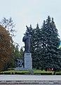 Пам'ятник Шевченку, Бурштин.jpg