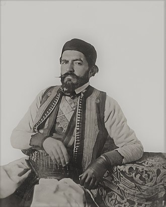 Zeta-Raška dialect - Petar II Petrović-Njegoš of Montenegro (1813-1851) wrote his famous poem The Mountain Wreath in Zeta-Raška dialect