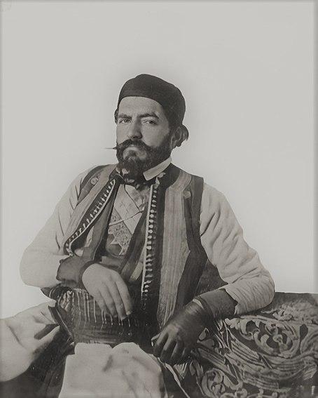 Петар II Петровић Његош, песник и владика
