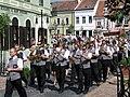 Праздничное шествие. Parádé. Fénykép Victor Belousov - panoramio.jpg