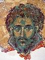 Преподобный Никита Исповедник, игумен обители Мидикийской. 1380 год. Из церкви Спаса на Ковалёве.jpg
