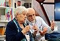Профессор Ю.Б. Гиппенрейтер с мужем профессором А.Н. Рудаковым.jpg