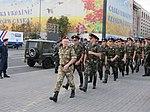 Солдати на тренуванні до Параду 2014 IMG 7551 06.JPG