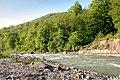 Сочинский национальный парк. Река Бекишей (левый приток реки Аше) у Шапсуг 2.jpg