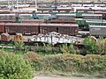 Странный вагон, ст. Лиски ЮВЖД - panoramio.jpg