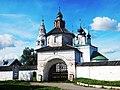 Суздаль. Святые ворота Александровского монастыря.jpg