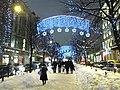 Улица Большая Конюшенная. Новогодние праздники. - panoramio.jpg