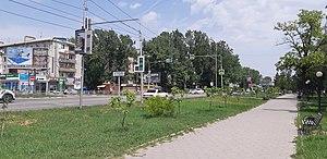 Мой город георгиевск сейчас доклад 7377