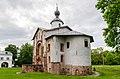 Церковь Параскевы (Пятницы) на Торгу (1207) в Великом Новгороде.jpg